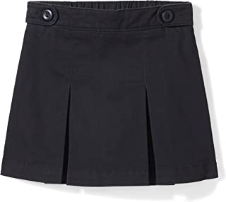 Amazon Essentials Girls' Kids Uniform Skort