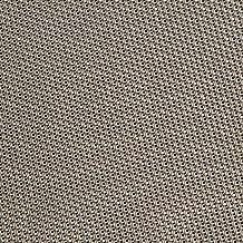 Riegel VPM-1217-MUR Mesh Weave Vinyl Placemats, Mushroom, Set of 4