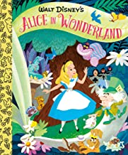 Walt Disney's Alice in Wonderland Little Golden Board Book (Disney Classic) (Little Golden Board Books)