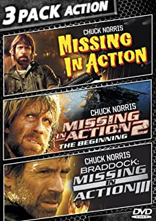 Missing In Action / Missing In Action 2: The Beginning / Braddock: Missing In Action III