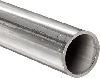 Stainless Steel 304L Welded Round Tubing, 5/16