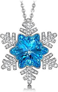 tiffany snowflake necklace