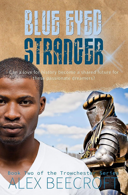 答え危険リスBlue Eyed Stranger: A Contemporary mm romance (Trowchester Series Book 2) (English Edition)