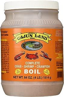 cajun land seafood