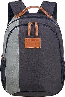 SAMSONITE Rewind Natural - Backpack Small 0.4 KG Zaino Casual, 38 cm, 15 liters, Blu (River Blue)