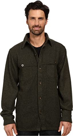 Woolrich - Wool Stag Shirt Jacket