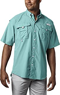 Columbia Men's PFG Bahama II Short Sleeve Shirt,...