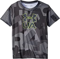 Alpha UA Short Sleeve (Little Kids/Big Kids)