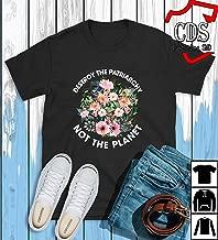 destroy rose shirt