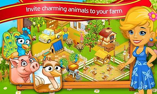 『Farm Town: villa for friends』の2枚目の画像