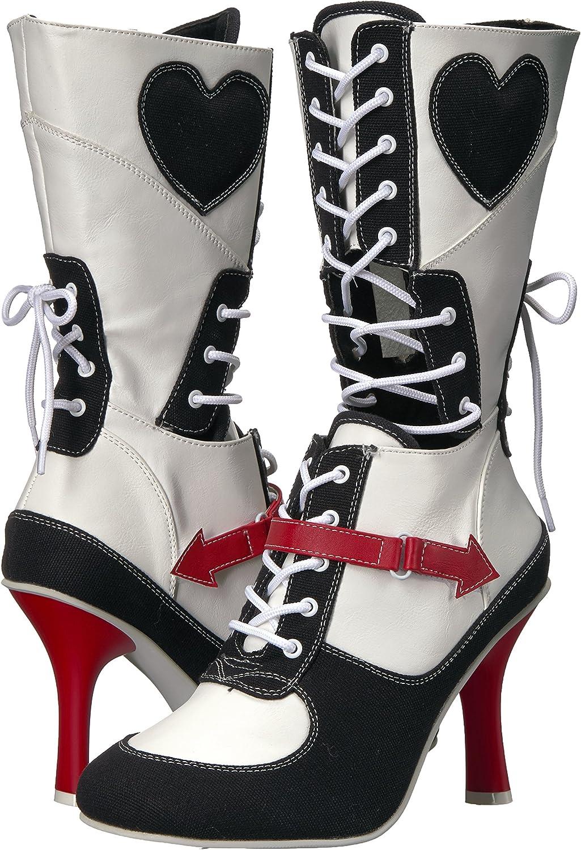 Funtasma Women's Referee-200 Mid Calf Boot
