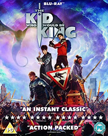 Kid Who Would Be King [Region B] [Blu-ray]