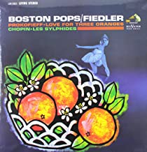 Prokofieff - Love For Three Oranges / Chopin - Les Sylphides (All-Analog 200G)