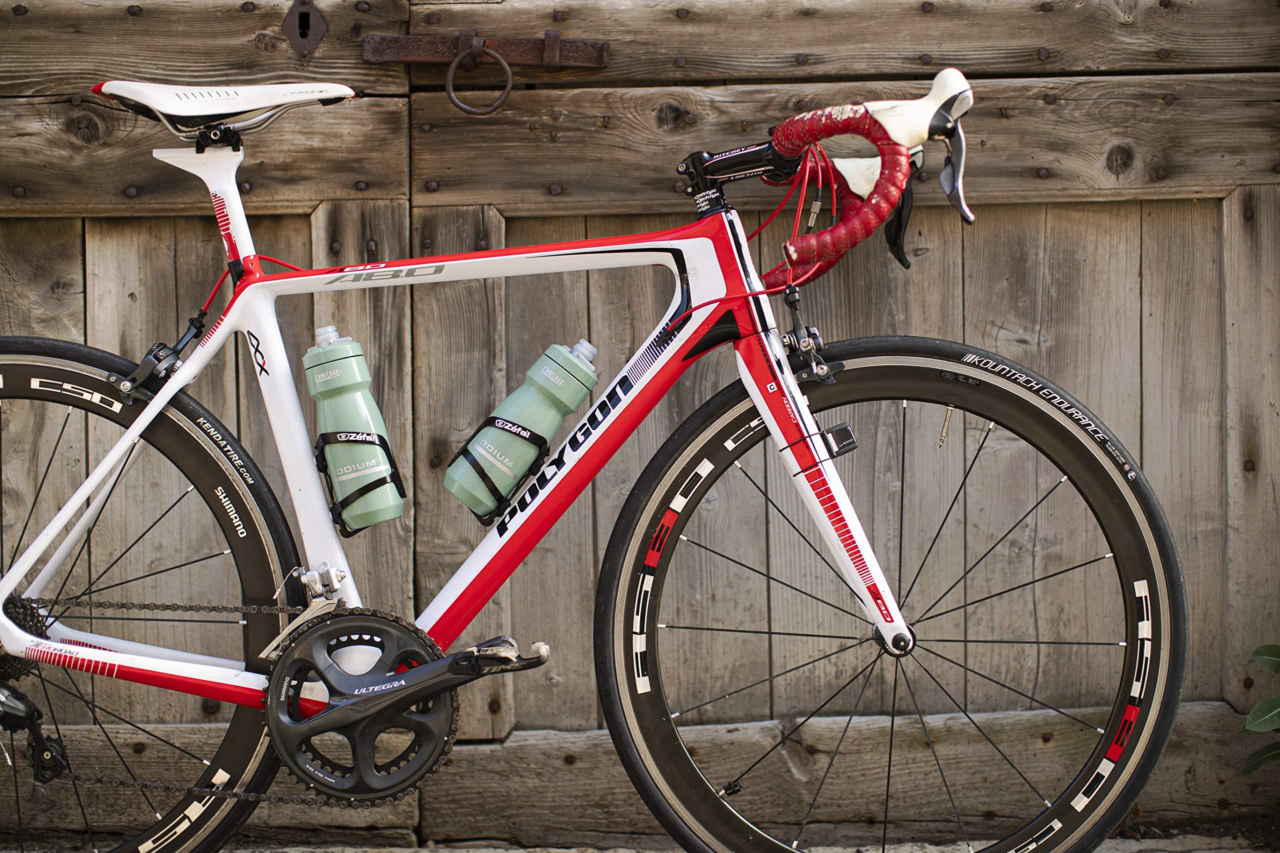 CAMELBAK Podium bidón de Agua 710 ml Bicicleta, Deportes Azul ...