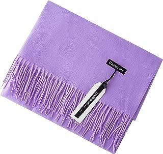 Halstuch Tuch Cotton Baumwolle uni einfarbig FLIEDER ca 95 x 95 cm