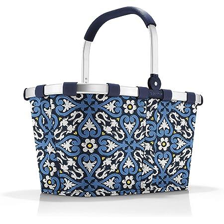 Reisenthel BK4067 floral 1 Einkaufskorb blau 22 L