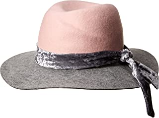 21e53ca183f Orchid Row Women s Fashion Wranger Hat with Velvet Band