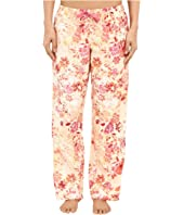Life is Good - Soft Floral Sleep Pants