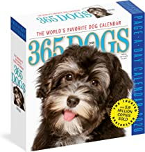 365 Dogs Page-A-Day Calendar 2020