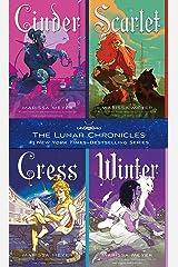 The Lunar Chronicles: Books 1-4 Kindle Edition