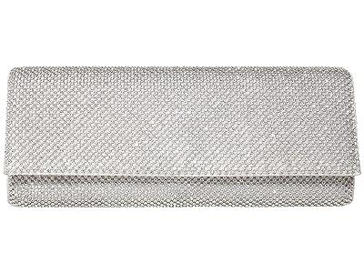 Jessica McClintock Bre (Silver) Handbags