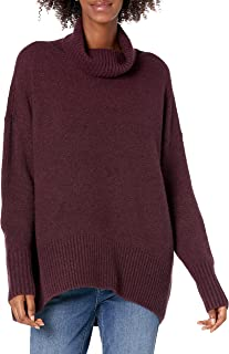 Daily Ritual Cozy Boucle - Suéter de Cuello Alto Suéter para Mujer