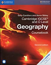 Cambridge IGCSE® and O Level Geography Coursebook with CD-ROM [Lingua inglese]