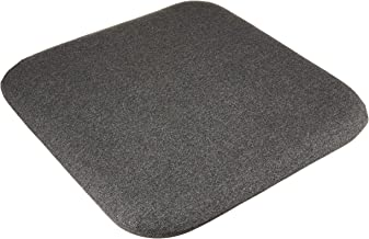 Muji Urethane Foam Seat Cushion, Square, 36 x 36cm, Charcoal