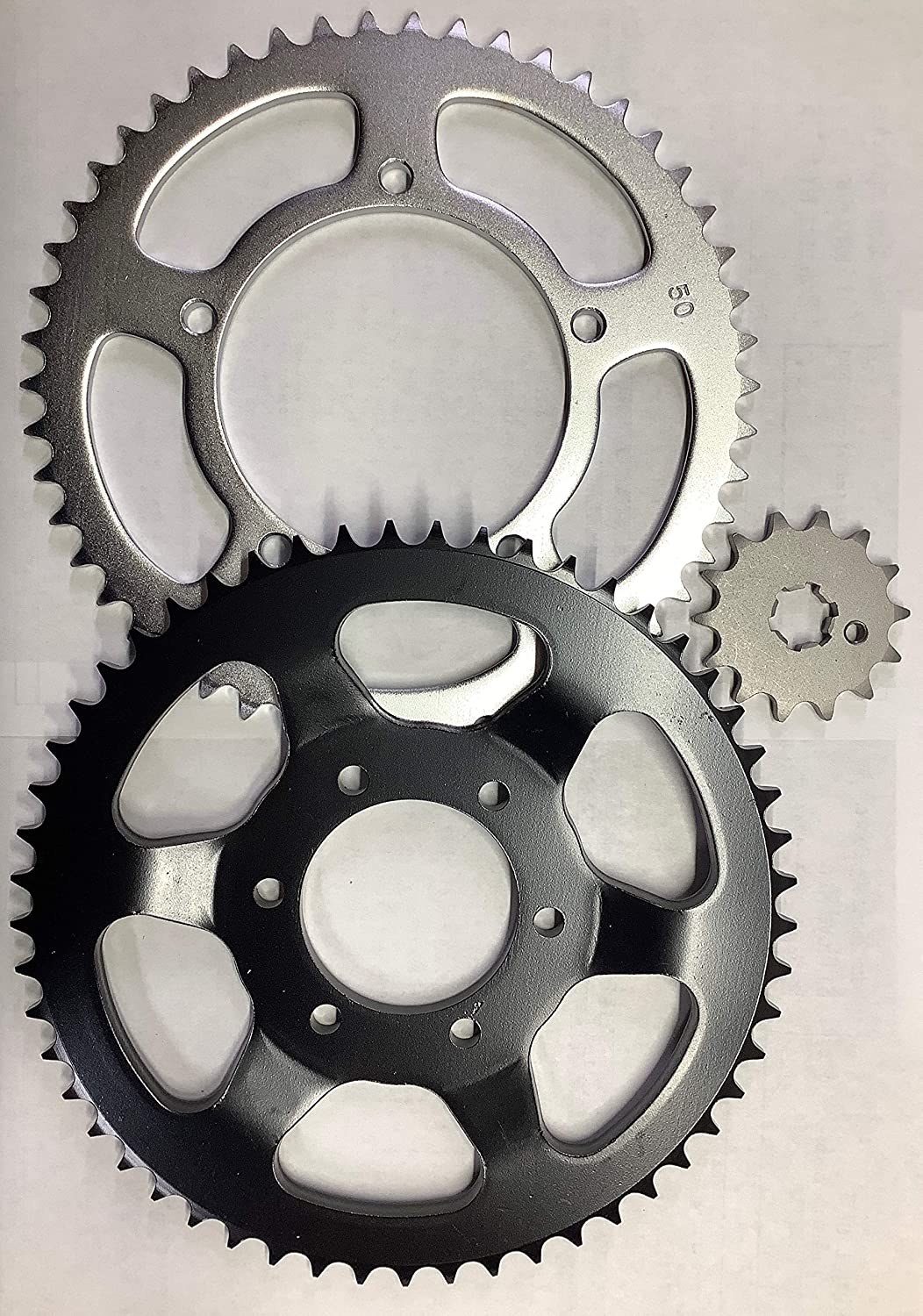 Front Sprocket compatible with Yamaha Teeth RZ 350 Some reservation 1985-1988 16 Selling and selling