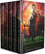 Blue Moon Investigations: A Humorous Fantasy Adventure Series Boxed Set Part 2 (Blue Moon Box Sets)