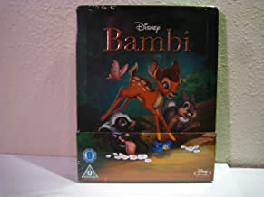 Bambi (Limited Edition) (Steelbook)