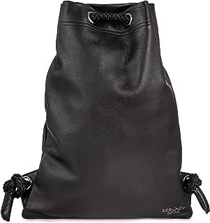 Berliner Bags Luxus Gym Bag Turnbeutel aus Echtes Leder Beut