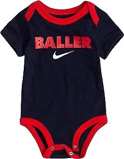 NIKE Children's Apparel Baby Boys' Graphic Bodysuit