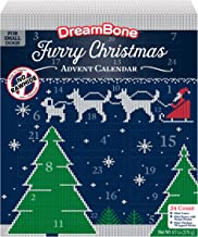 DreamBone Holiday Rawhide-Free Chews and Treats for Dogs, Limited Edition Rawhide-Free Treats for All Dogs