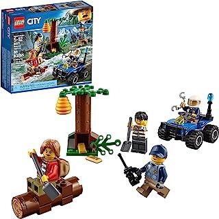 LEGO City Mountain Fugitives 60171 Building Kit Multicolor