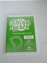 Math Drops in the Bucket, Level D: 4th Grade Skills