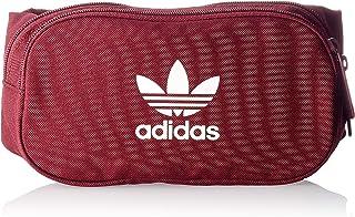 adidas Essential Mens Waist Bag Maroon