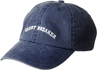 NYC Underground Women's Mineral-Washed Baseball Cap with Verbiage