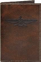HOJ Co. Lindbergh PASSPORT COVER-Full Grain Leather Travel Wallet-Passport Case-Passport Holder