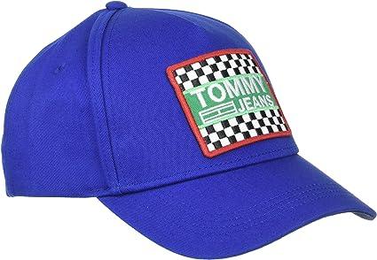 Tommy Hilfiger Big Logo Patch Gorra de béisbol para Hombre