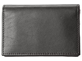 Nappa Vitello Collection - Gusseted Card Case