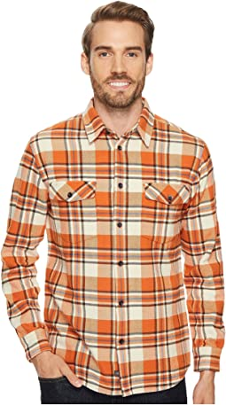Cedar Island Long Sleeve Flannel Shirt