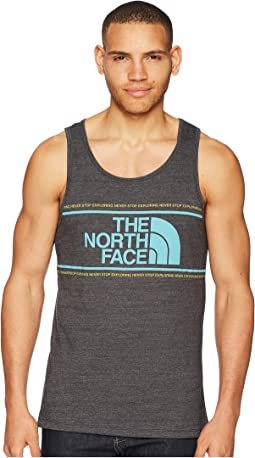 Mountain Tri-Blend Tank Top