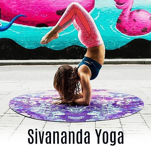Sivananda Yoga by Meditation, Relaxation Kundalini: Yoga on ...