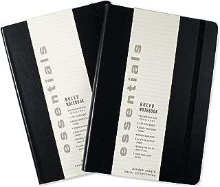 essentials notebooks