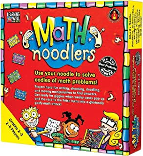 Best noodle math game Reviews