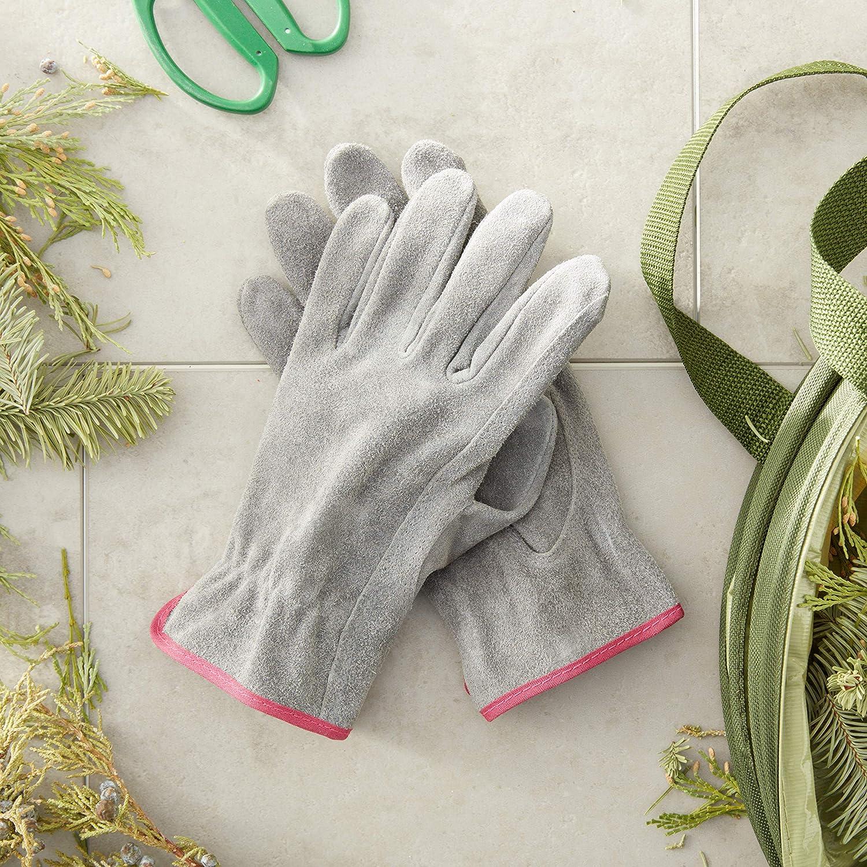 Midwest Gloves & Gear 2910H8RAS-M-AZ-6 Ladies Gloves, Medium, Raspberry