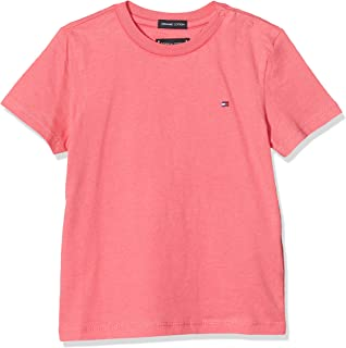 Tommy Hilfiger Essential Original tee S/S Camiseta para Niños