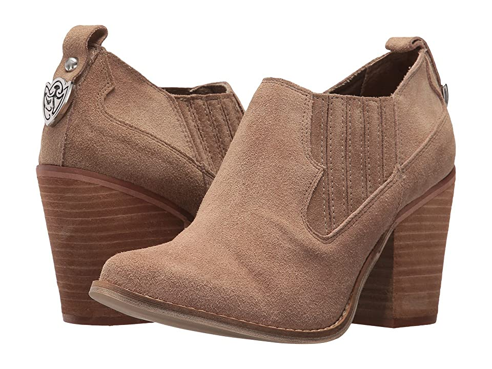 Chinese Laundry Sonoma Bootie (Mink Suede) Women