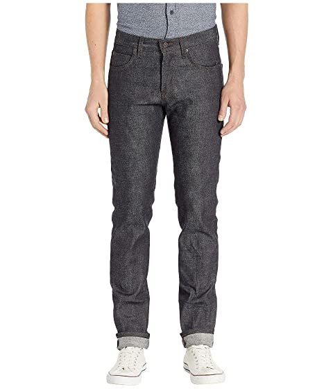 Naked & Famous Super Guy Green Core Selvedge Jeans
